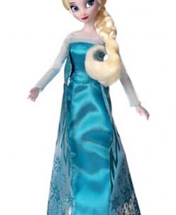 оригинальная кукла DISNEY Эльза (Холодное сердце)