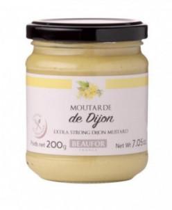 Французская горчица экстра сильная, 200 гр.