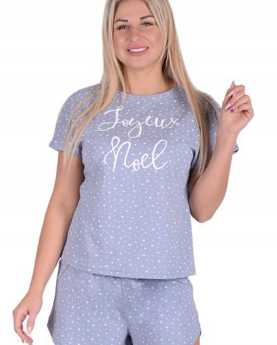 Женская пижама ЖП 015 (звездная россыпь)
