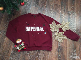Цена с почтой! Свитшот Imperial Империал S,M.