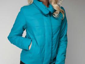 Легкая весенняя куртка с тонким утеплителем!