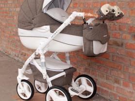 Новая коляска Riko Bruno Luxe