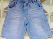Шорты джинсовые р.98/104