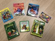 Книги, развивающие пособия