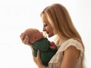 Фотосессия новорожденного малыша