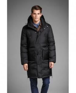 пальто мужское (зима) PLAXA