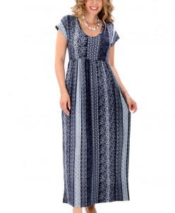 Платье 52-707 Номер цвета: 870
