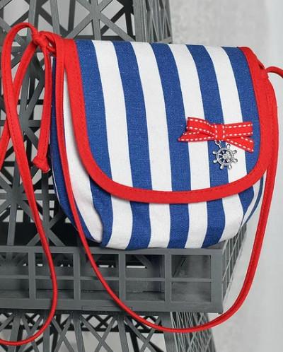 """Кармашек-сумочка для девочки """"Пляж"""""""