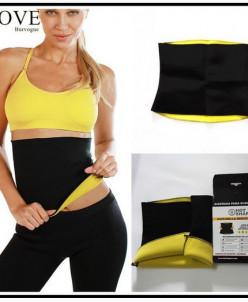 Неопреновый пояс для эффективного похудения HOT SHAPERS NEOT