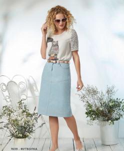 брюки, футболка NiV NiV fashion Артикул: 1639.1669