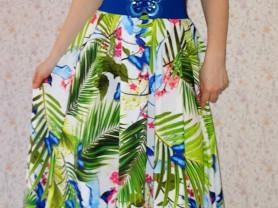 Новое длинное платье рубашка Турция