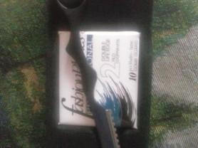 Филировочный нож-бритва