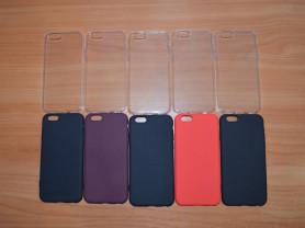 Чехлы на iPhone 5 / 5s / SE / 6 / 6s