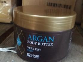 Cece of swede масло для тела с маслом арганы 200 м