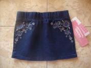 Новая джинсовая юбка Gloria Jeans на 2-3г.