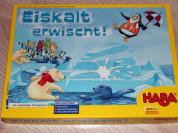 Настольная игра Haba Суматоха на айсберге