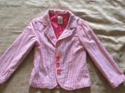 Продам пиджак Б/У размер S(5-6) фирма Gymboree