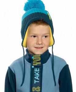 BKQW3134/1 шапка для мальчиков