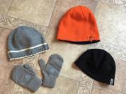 Пакет шапки+ комплект