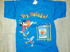 Новые футболки р. 104