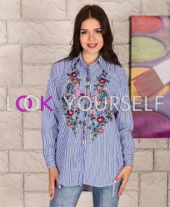 Рубашка-туника (арт. 7602)