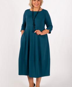 Платье Трейси темно-голубой