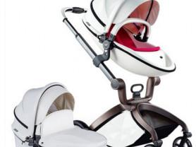 В наличии детская коляска 2в1  Hot Mom из Эко-кожи