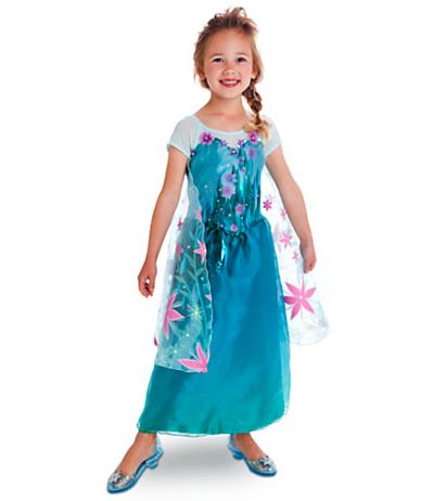 Нарядное платье Elsa, Платье Эльза