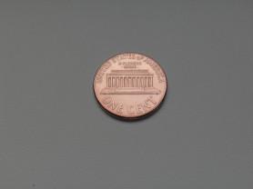 Монета 1 Цент 2000 год D США