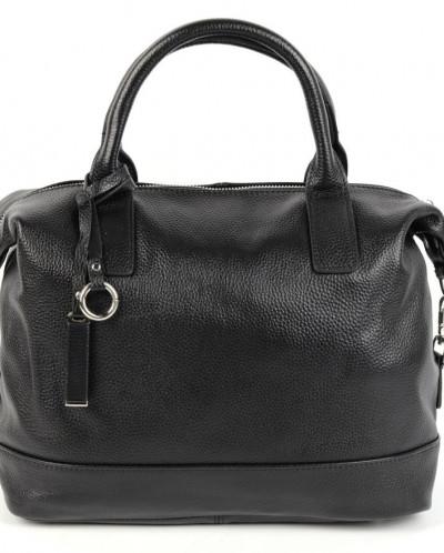 Женская кожаная сумка 1158-А Блек