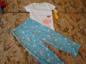 Пижама Carters 7л(124-130см)