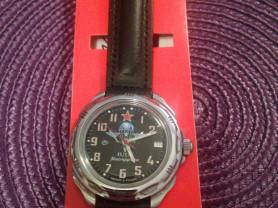 часы командирские десантник
