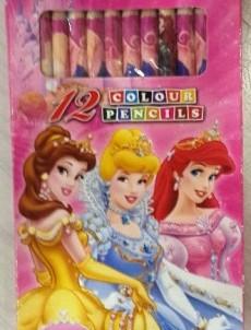 карандаши 12цв. Princess