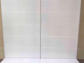 витрина-стеллаж металлический