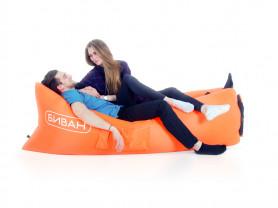 Надувной диван нового поколения! Ламзак-Биван 2.0
