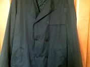Мужской укороченный плащ-пальто на рост 186-192