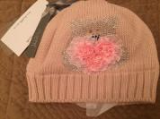 Новая шапка на объем головы 46-48 см де салитто