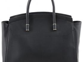 Женская классическая сумка Lamagio черная 100% кож