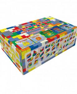 Кубики для всех Набор из 5 вариантов (Корвет)