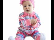 Комбинезон вязаный для новорожденного ЗАГАДКА/1,5г