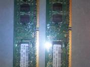 Оперативная память DDR2 2x512 mb