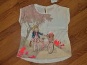 Блуза, топ, футболка Mayoral на рост 104-116 см