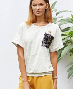 футболка Kaloris Артикул: 1615