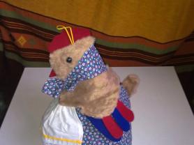 Старая советская СССР Курица игрушка на чайник