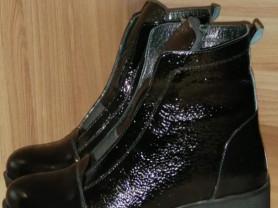 новая  демисезонная обувь р 36,37