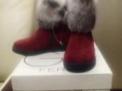Новые сапоги GF Ferre р. 24, 16 см Италия зима