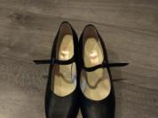 продам  новые танцевальные туфли