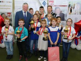 Шахматный семейный лагерь в Подмосковье 1-4 ноября