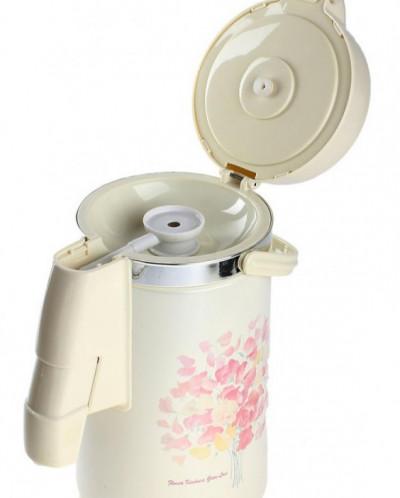 Термос-кофейник 3л с помпой с ручкой