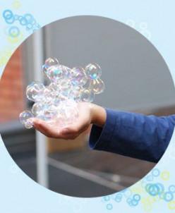 """Мыльные пузыри """"НЕлопающиеся"""""""